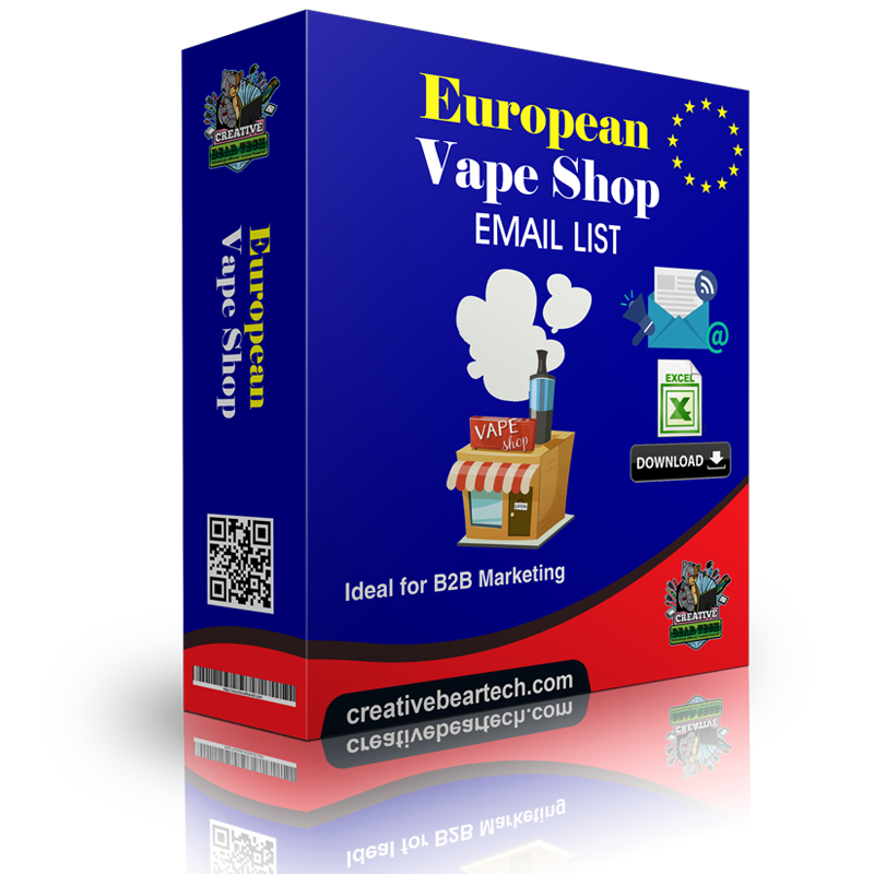 Vape Shop Database